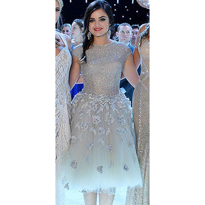 Pretty Little Liars Aria Xmas Party Dress Ltd Ed (US 4-14) - The Costume Portal :: Mental XS Online