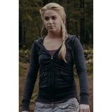 Twilight: Eclipse Rosalie Hale Ruched Front Hoodie from The Costume Portal at Mental XS Online