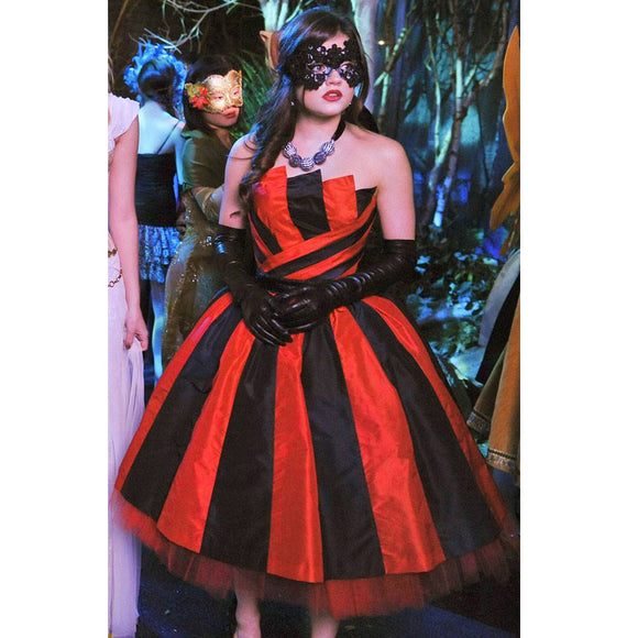 Pretty Little Liars Aria Alice Red Queen Dress Ltd Ed (US 4-14) - The Costume Portal :: Mental XS Online