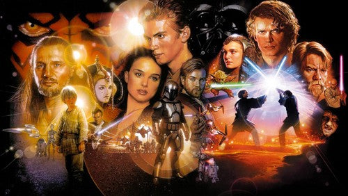 SW: THE PREQUEL TRILOGY (I-III)