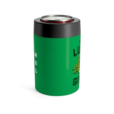 Zero Lucks Given Can Cooler-12oz - Famous IRL