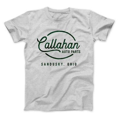 Callahan Auto Parts Men/Unisex T-Shirt - Famous IRL Funny and Ironic T-Shirts and Apparel