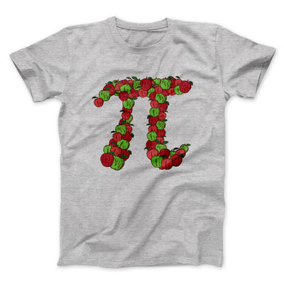 Apple Pi Men/Unisex T-Shirt-Athletic Heather - Famous IRL