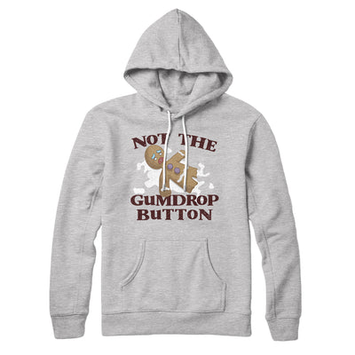 Not The Gumdrop Buttons Hoodie