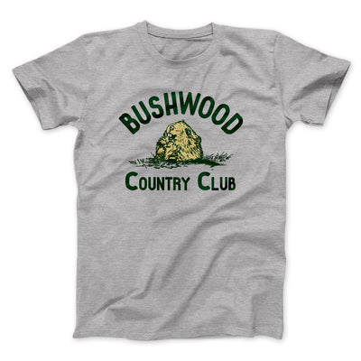 Bushwood Country Club Men/Unisex T-Shirt-Athletic Heather - Famous IRL