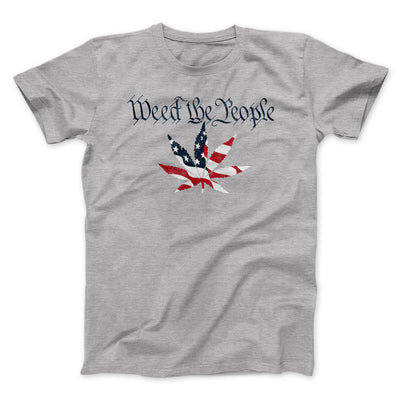 Weed The People Men/Unisex T-Shirt