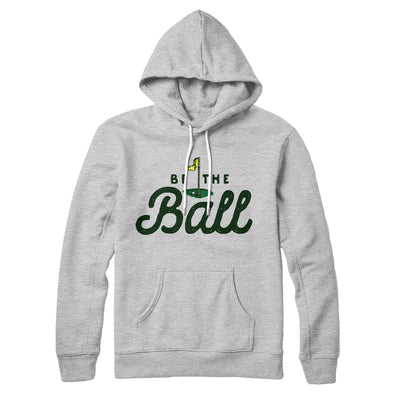 Be The Ball Hoodie-Athletic Heather - Famous IRL