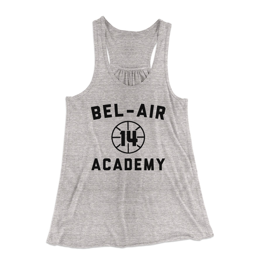 Bel-Air Academy Basketball Women s Flowey Racerback Tank Top - Famous IRL  Funny and Ironic 0215483bc7