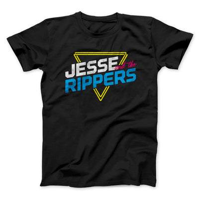 Jesse and the Rippers Men/Unisex T-Shirt-Black - Famous IRL