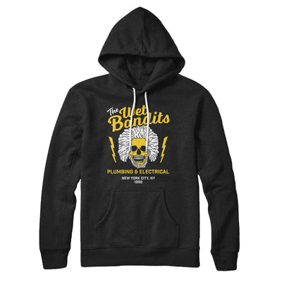 The Wet Bandits Hoodie-Black - Famous IRL