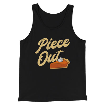Piece Out Men/Unisex Tank Top