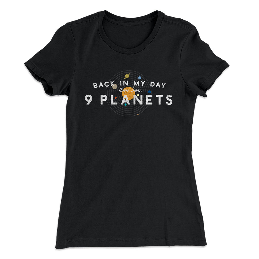 c4cecce3 Science & Math Women's T-Shirts and Apparel - Famous IRL