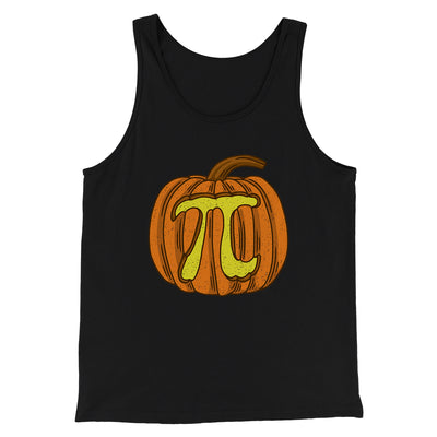 Pumpkin Pi Men/Unisex Tank