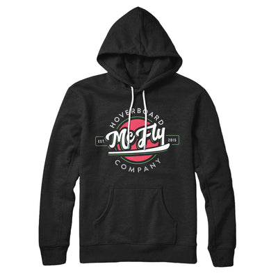 McFly Hoverboard Company Hoodie-Black - Famous IRL