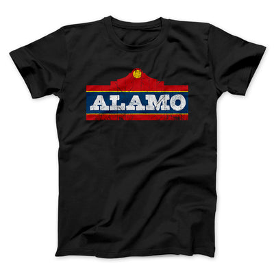 Alamo Beer Men/Unisex T-Shirt-Black - Famous IRL