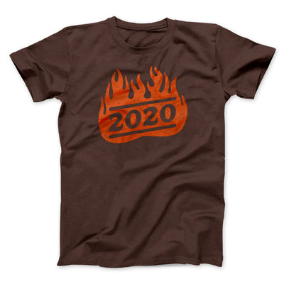 2020 On Fire Men/Unisex T-Shirt