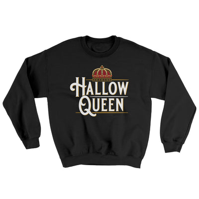 Hallow-Queen Ugly Sweater