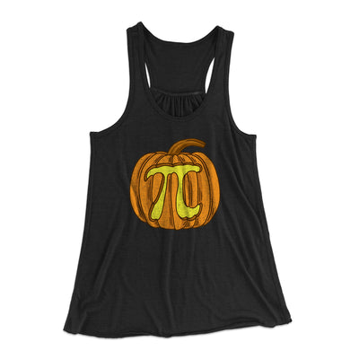 Pumpkin Pi Women's Flowey Tank Top