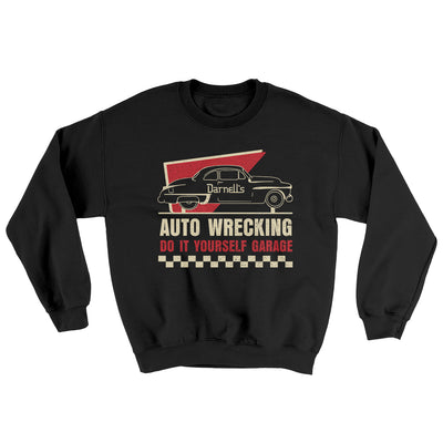 Darnell's Auto Wrecking Ugly Sweater