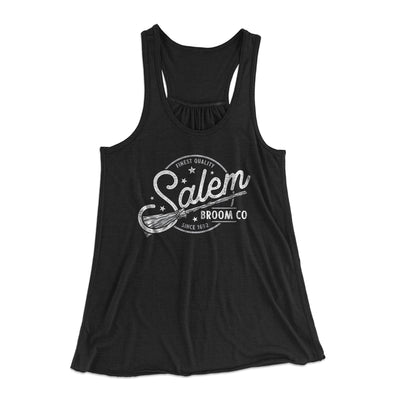Salem Broom Company Women's Flowey Tank