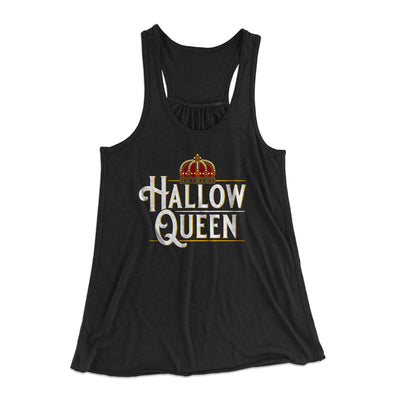 Hallow-Queen Women's Flowey Tank