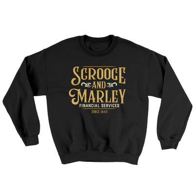 Scrooge & Marley Financial Services Ugly Sweater