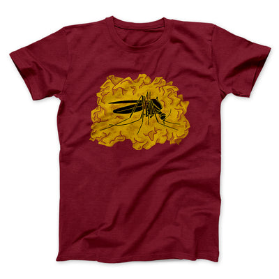 Amber Mosquito Men/Unisex T-Shirt - Famous IRL Funny and Ironic T-Shirts and Apparel