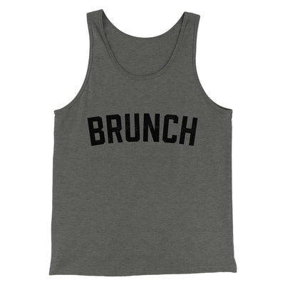 Brunch Men/Unisex Tank Top