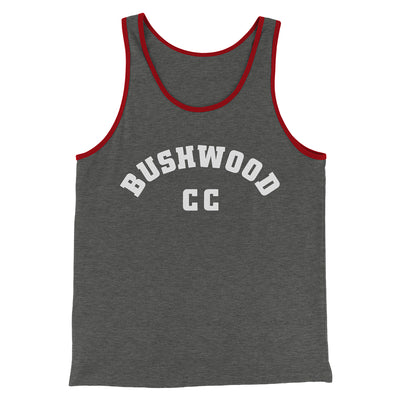 Bushwood Country Club Men/Unisex Tank - Famous IRL Funny and Ironic T-Shirts and Apparel