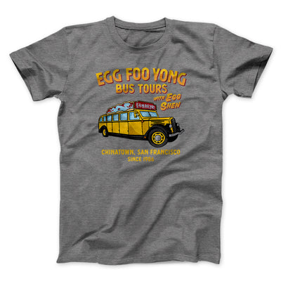 Egg Foo Yong Bus Tours Men/Unisex T-Shirt