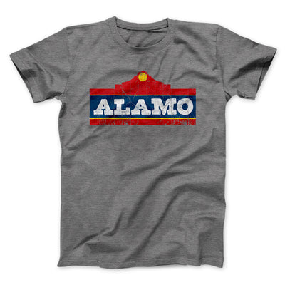 Alamo Beer Men/Unisex T-Shirt-Deep Heather - Famous IRL
