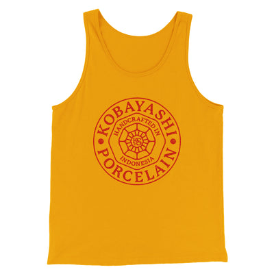 Kobayashi Porcelain Men/Unisex Tank Top