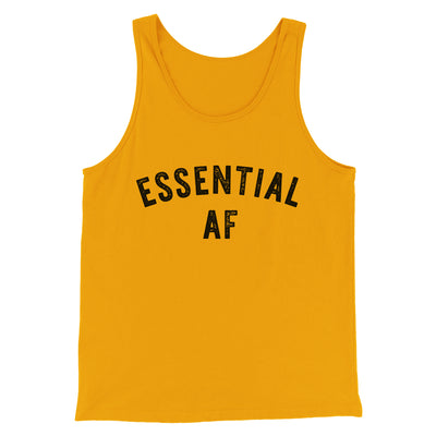 Essential AF Men/Unisex Tank Top