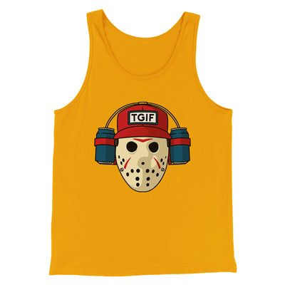TGIF Jason Men/Unisex Tank Top