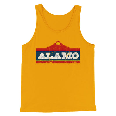Alamo Beer Men/Unisex Tank - Famous IRL Funny and Ironic T-Shirts and Apparel
