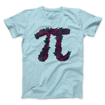 Raspberry Pi Men/Unisex T-Shirt-Heather Ice Blue - Famous IRL
