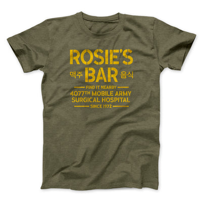 Rosie's Bar Men/Unisex T-Shirt