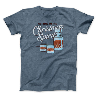Christmas Spirit Men/Unisex T-Shirt