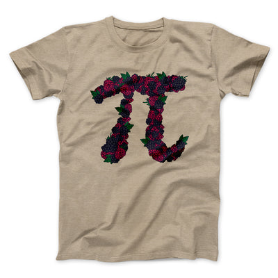 Raspberry Pi Men/Unisex T-Shirt-Heather Tan - Famous IRL