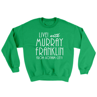 Murray Franklin Show Ugly Sweater