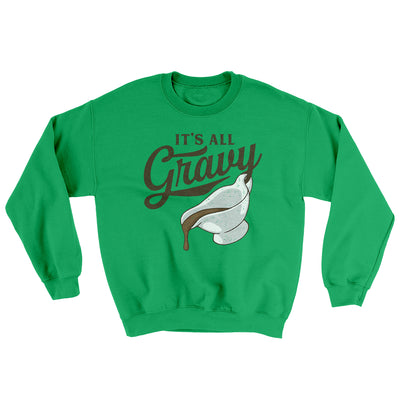 It's All Gravy Ugly Sweater