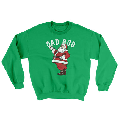 Dad Bod Ugly Sweater