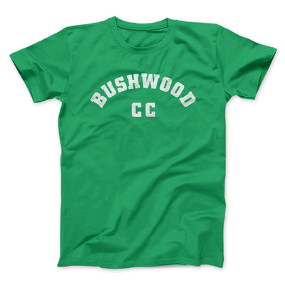 Bushwood Country Club Men/Unisex T-Shirt-Kelly - Famous IRL