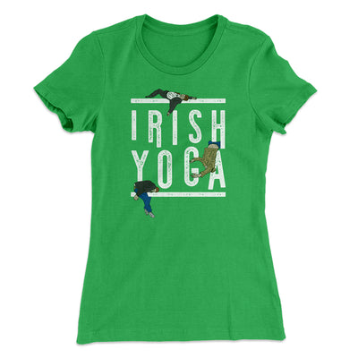 Irish Yoga Women's T-Shirt