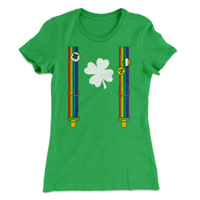 Irish Flair Outfit Women's T-Shirt