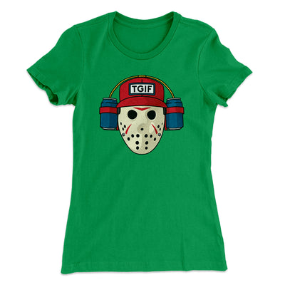 TGIF Jason Women's T-Shirt