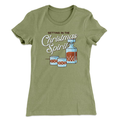 Christmas Spirit Women's T-Shirt