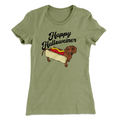 Happy Hallowiener Women's T-Shirt