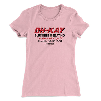 Oh-Kay Plumbing & Heating Women's T-Shirt