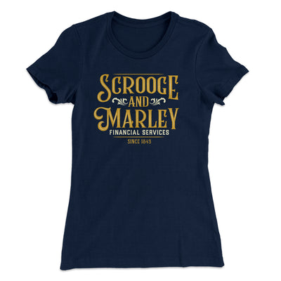 Scrooge & Marley Financial Services Women's T-Shirt